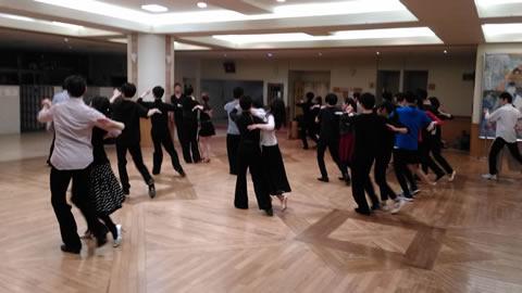 CDC東京神田週末版社交ダンス