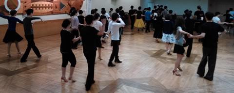 CDC東京週末版社交ダンス