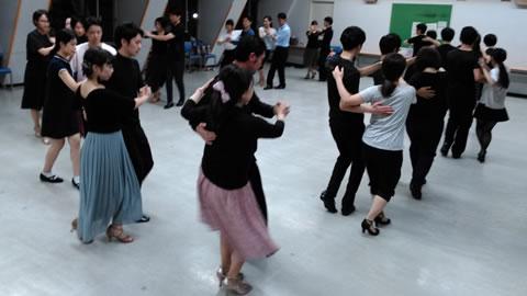 社交ダンス サンバ CDC若者社交ダンスサークル