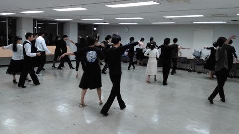社交ダンス ルンバ CDC若者社交ダンスサークル