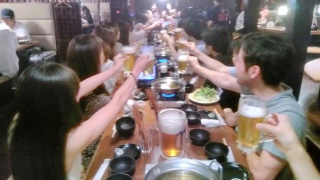 CDC東京秋葉原 飲み会