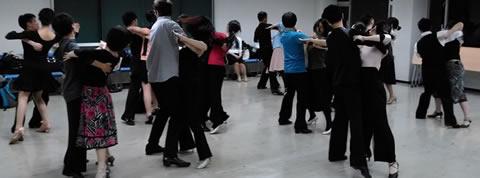 社交ダンス中級版若者向けCDCダンスサークル