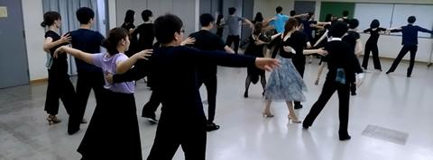 CDC池袋若者社交ダンスサークル