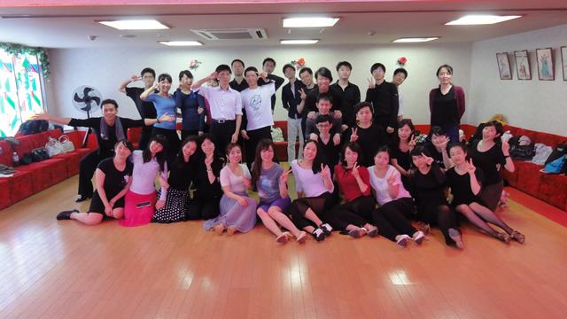 2018年5月塩原温泉ダンスツアー