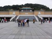 2013年4月台湾台北「故宮博物院」