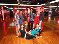 2013年4月台湾台北「凱帝ダンスクラブのフロア」