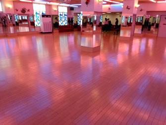 塩原温泉ダンスホール