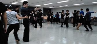 2015年3月社交ダンス練習会