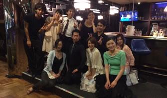2015年6月新世紀ダンスホールツアー
