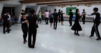 2016年4月CDC若者社交ダンスサークル