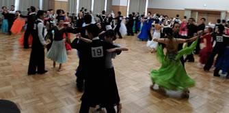 2016年5月第6回オープン10ダンス