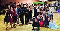 2014年11月ダンスホール新世紀にて