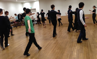 CDC江東千葉 若者社交ダンス