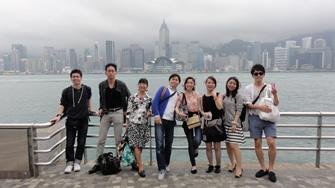 2015年4月香港観光&ダンスツアー