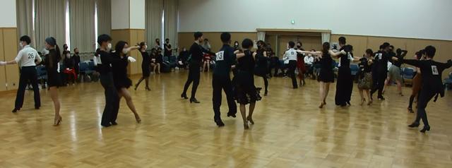2020年9月第25回練習着10ダンス競技会