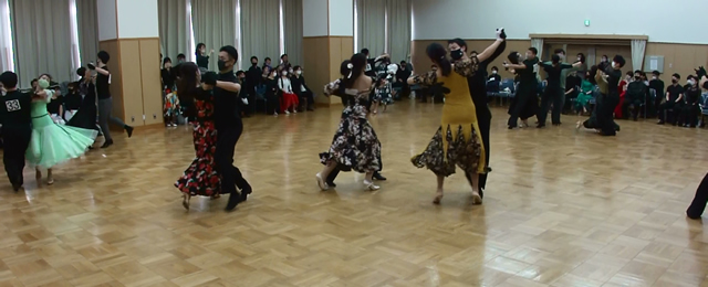 2020年9月第26回練習着10ダンス競技会