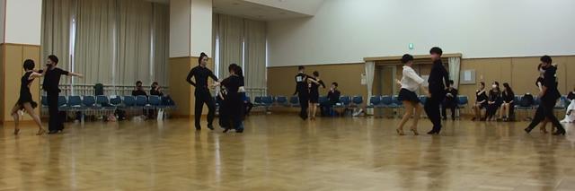 2021年5月第28回練習着10ダンス競技会