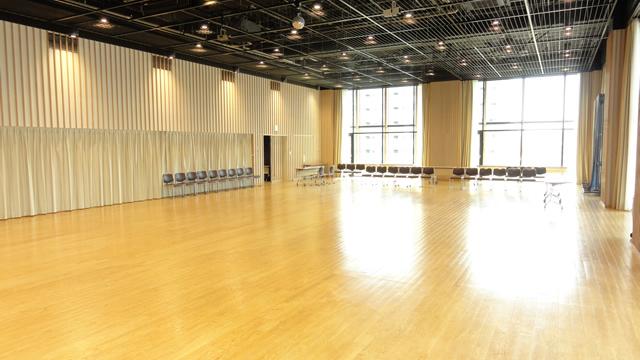 豊洲文化センターレクホール