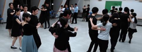 CDC新宿中野若者社交ダンスサークル