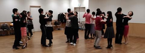 CDC社交ダンス初心者講習会