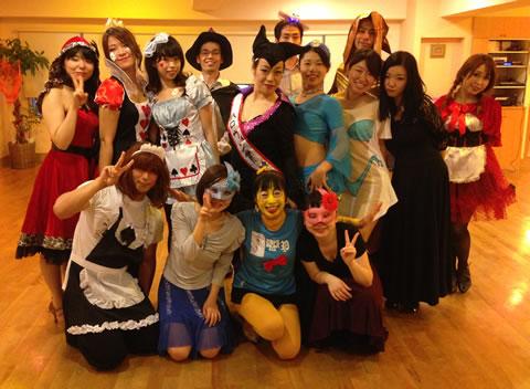 2015年10月ハロウィン・ダンス・ナイト