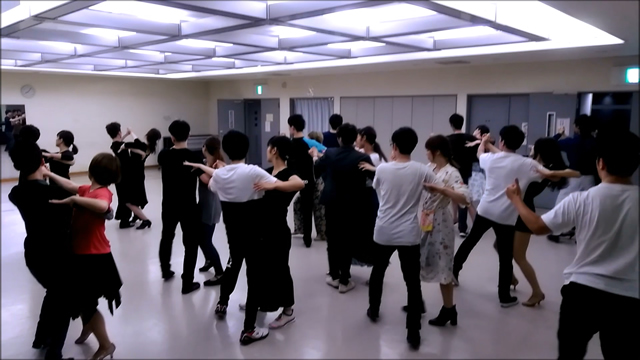 CDC池袋若者社交ダンス